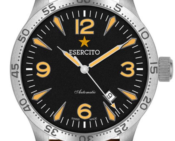 ESERCITO1659 -Mod. Type 21 Automatico - Orologio Automatico Solo Tempo